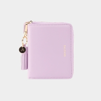 [태슬증정][살랑]Dijon 301 Layer ZIpper Wallet lilac blossom