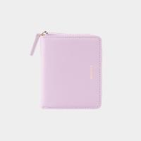 [살랑]Dijon 301 Layer ZIpper Wallet lilac blossom
