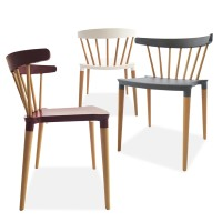 pinpoc wood chair(핀폭 우드 체어)