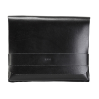 Large Case Meeting Pocket Black