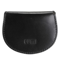 Big Coin Pouch Black