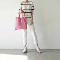 chou chou bag.pink
