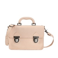 Miki Small Postman Bag Natural