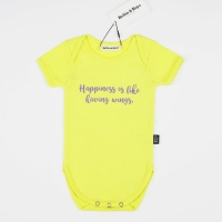 Yellow Wings Bodysuit