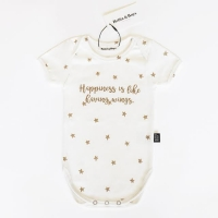 Ivory Star Bodysuit