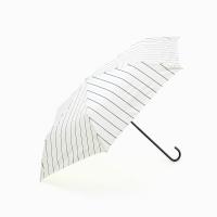 [because] 3단 양산(우산겸용) - Glitter Stripe Mini