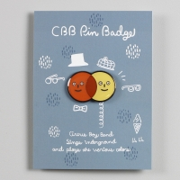 CBB pin badge 01 smile