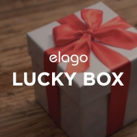 [10x10 ONLY] elago lucky box