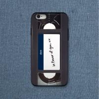 90s Video Tape 아이폰 범퍼케이스