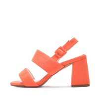 kami et muse Color strap chunky heel sandals _KM17s139