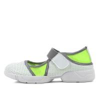 kami et muse Velcro banding mash sneakers_KM17s138