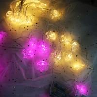 Star & Moon String Light