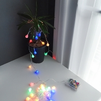 Cherry String lamp