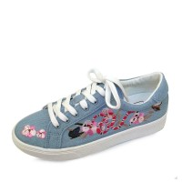 kami et muse Spring embroidery strap sneakers_KM17s148