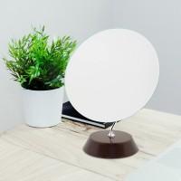 [트리빔하우스] 슬림 원형 탁상 거울