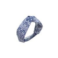 bandana turban hairband (blue)