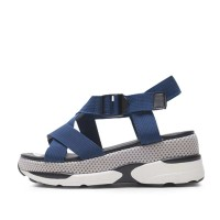 kami et muse Easy belt strap platform sandals_KM17s151