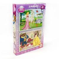 [유아동 퍼즐]오로라공주와 미녀와 야수 (EDD15595)_(943006)