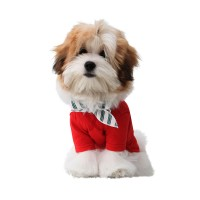 Dog personality t-shirt _red
