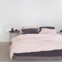 에스타도 천연염색 호텔베딩(80수) - 베이지핑크 (싱글/슈퍼싱글)