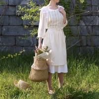 [natural365]아델 자수 에이프런_(1217391)