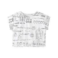 하우스 티셔츠 (2colors)