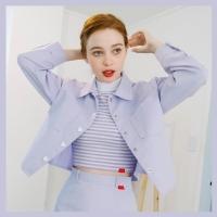 Heart Point Cotton Jacket (4colors)