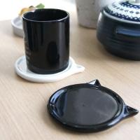 모던캣 컵받침