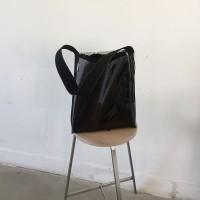 pvc vacation bag - black color