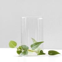 투명 원형 유리병(10X15)