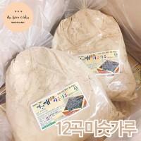 검은깨 흑임자 12곡 떡집 미숫가루 (1kg)