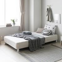[두닷모노] 로디 일체형 침대(낮은다릿발)_S