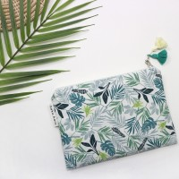 [haku.haru] tropical pouch