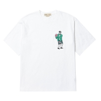 SUIT BALL MAN 1/2 T-SHIRT WHITE