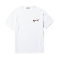 [8/14출고] 21C BASIC LOGO 1/2 T-SHIRT WHITE
