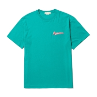 21C BASIC LOGO 1/2 T-SHIRT LIGHT GREEN