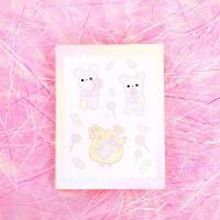 [픽시] 밀키쮸랑 밀키포리 마쉬멜로우 스티커