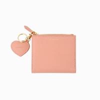 [단독 키링증정]버밀란 미니지갑 - 핑크