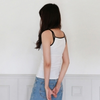 Coloring point sleeveless