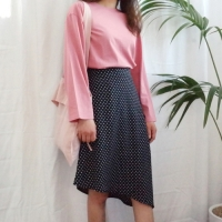 Summer dot skirt