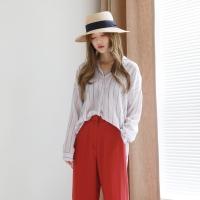 Stripe unique soft shirt