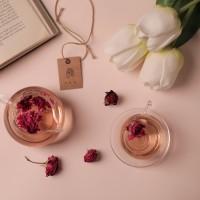 리로라 장미 꽃차