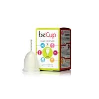[beCup] 실리콘 생리컵 (사이즈 선택 가능)