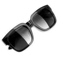 브이선 IZZI2 그릴아미드 TR 명품 뿔테 미러 편광 선글라스 IZZI2-10