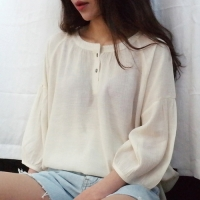 Stitch blouse
