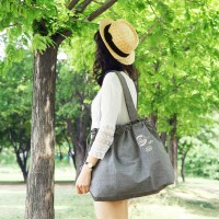 TROPICAL ISLAND BAG_Denim