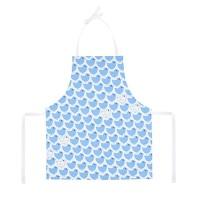 [la cocotte] Blue Minipoussin 키즈 앞치마