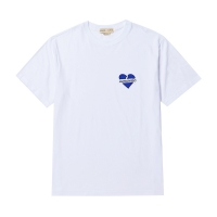 [8/30출고] NOMANTIC WAPPEN 1/2 T-SHIRT WHITE