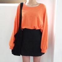 Linen skirt pants