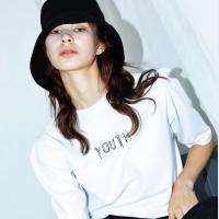 [SLSL] Youth slim fit-T(white)